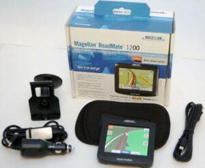Magellan RoadMate 1200 GPS